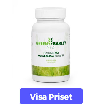 green barley plus sv